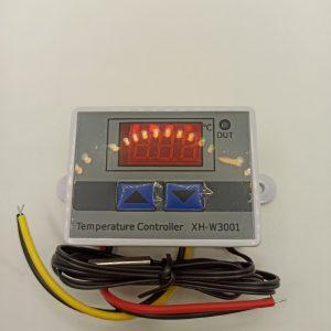 Терморегулятор 220В - XH-W3001 (белый)