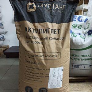 Престартерный корм для поросят 25 кг