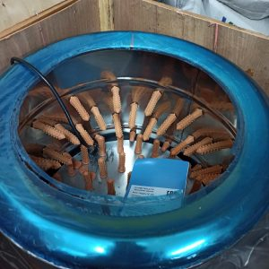 Перосъемная машина диаметр 50см