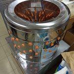 Перосъемная машина диаметр 60см