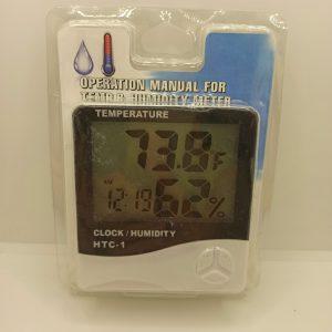 Термометр-гигрометр комнатный
